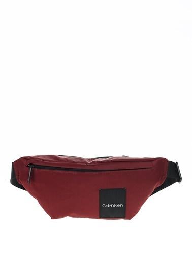 Calvin Klein Bel Çantası Kırmızı